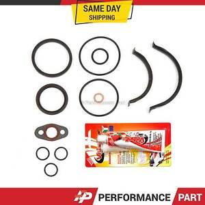 Timing Cover Gasket for 95-13 Infiniti Nissan DOHC VQ30DE VQ35DE VQ40DE
