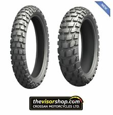 Michelin Motorcycle Enduro Tyres and Tubes