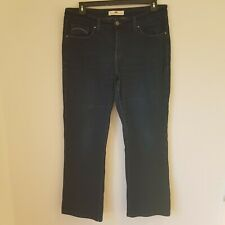 Women's Levi's Perfectly Shaping Jeans 512 Boot Cut Size 16 M Blue  -MC29
