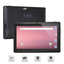 XGODY 16GB Android 8.1 Tablet PC 7 Inch Dual Cam WiFi Quad-Core Bluetooth 1.3GHz