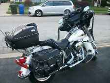 HARLEY Road King tour packs LOCKING SYSTEM INSTALLS ON YOURE LEATHER TOUR PACK