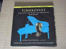 TCHAIKOVSKY PIANO CONCERTO 1 - HOFFMANN / STERN / LPO LP