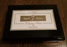 Rocky Patel A Signature Collection Cigar Box EMPTY Storage Stash Crafts