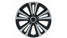 """Set di 4 14 """"UNIVERSALE WHEEL TRIMS copertura, Cerchioni, MOZZO, Tappi per adattarsi Vauxhall + REGALO #G"""