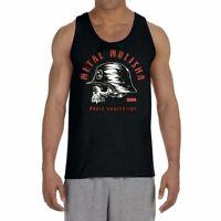 Metal Mulisha Men's Inked Tank Top Sleeveless Shirt Black Clothing Apparel Tees