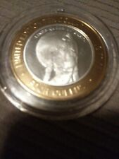 $10 LIMITED EDITION COIN LAS VEGAS 4 QUEENS