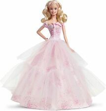 Barbie Birthday Wishes 2016 Dress Gown Fashion Outfit ONLY NO DOLL