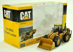 Norscot 55027 CAT 980G Wheeled Loader, 1:50 scale, excellent
