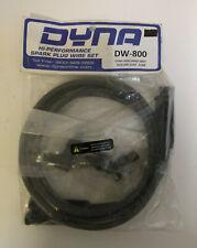 Dyna Spark Plug Wire Set Suppression Core Silicone 8mm DW-800 (CBL1)