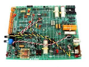 RELIANCE ELECTRIC 0-55305 STATIC TRIP PC BOARD 055305
