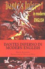 Dantes Inferno in Modern English, Paperback by Dante Alighieri; Neff, Douglas...