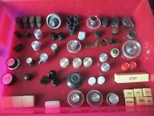 VINTAGE KNOBS FOR RECORD PLAYERS, AMPLIFIERS, RADIOS.1960's. 1 KNOB ONLY