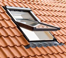 Roto Dachfenster Eindeckrahmen Wärmedämmung WD Schwingfenster Kunststoff  Holz