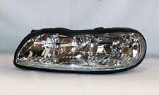 Headlight Assembly-CAPA Certified Left TYC 20-5128-00-9