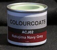 Colourcotes Nakajima Navy Grey - (ACJ02)