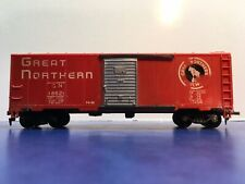 "HO Scale ""Great Northern Railway"" GN 18626 Freight Train Box Car / Mantua Brand"