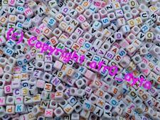 Any Purpose Cube White Jewellery Making Beads