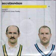 (GH82) Secretsundaze Vol. 2, Giles Smith only CD - 2008 DJ CD