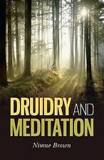 Druidry and Meditation by Nimue Brown (Paperback, 2012) NEW