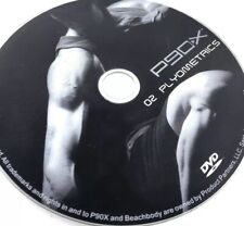 P90X Extreme Fitness Replacement Dvd Disc Plyometrics 02 CrossFit Tony Horton