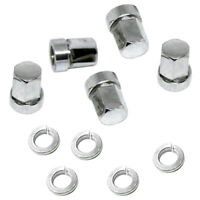 VESPA PX T5 LML STAINLESS STEEL TUBELESS TYRE WHEEL NUTS & WASHERS