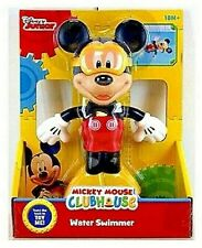Disney Mickey Mouse Water Swimmer Bath Time Bathtub Wind-Up Summer Pool FUN NEW