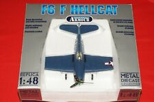Franklin Mint Armour Collection F6 Hellcat  Metal Model Brand New