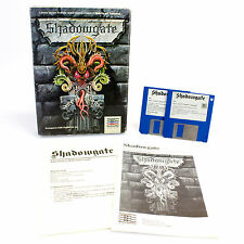 Shadowgate for Atari ST by ICOM Simulations, 1987, Adventure, Fantasy, Puzzle