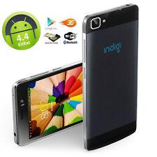 UltraSlim Android 4.4 KitKat DualSim 3G SmartPhone AT&T T-Mobile GSM Unlocked