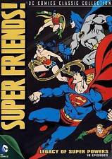 Super Friends: Legacy of Super Powers - The Complete Sixth Season Six 6 (DVD)
