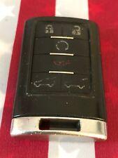 GM Cadillac OEM Factory Keyless Remote Start FCC D3100066-OC   6 Button  Fob 1