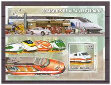 Guinea-Bissau, Elektro- & Diesellokomotiven - ICE MiNr. 3383 Klb., 2006**