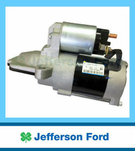 Genuine Ford New Focus Ls Lt Lv Starter Motor 2.0L 2.5L Petrol 2005 -2011