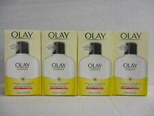 4 OLAY COMPLETE ALL DAY MOISTURIZER SPF 15 NORMAL - 4 oz EA EXP: 6/20 GW 1780