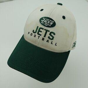 New York Jets Football Reebok Ball Cap Hat Adjustable Baseball Adult