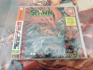 Spawn in the Demon's Hand (SEGA Dreamcast) New Sealed Japan Region (NTSC-J)