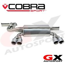 BM23 Cobra Sport BMW M3 (E46) 2001-06 Rear Exhaust Back Box