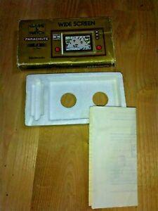 Boite VIDE & Notice Pour Nintendo Game & Watch PARACHUTE empty