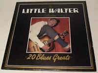Little Walter The Collection 20 Blues Greats 1987 Deja Vu Vinyl LP Album