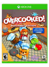 Overcooked - Xbox One Video Game Cooking For Kids ORIGINAL New Free Shipping
