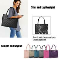 """DTBG 15.6"""" Laptop Bag Women Tote Handbag Travel Business Shoulder Bag Briefcase"""
