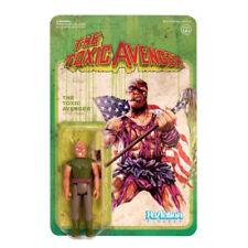 toxic avenger reaction action figure troma horror