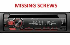 Pioneer DEH-S1100UB 1-DIN Car Stereo CD Player Receiver [MISSING REMOTE]™