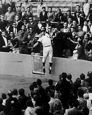 ROGER MARIS 8X10 PHOTO NEW YORK YANKEES NY BASEBALL PICTURE MLB LEAPING CATCH