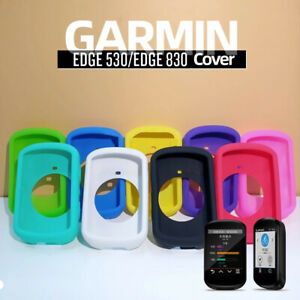 Silicone Bicycle Compute Protective Cover Protective Case for Garmin EDGE 530