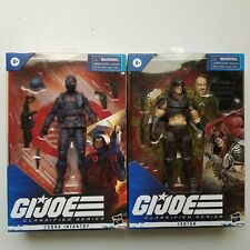 GI Joe Classified Series ZARTAN & COBRA INFANTRY Action Figure Lot Of 2 IN HAND