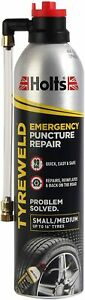 Tyreweld Emergency Tyre Puncture Repair Inflate Tire Sealant Foam Can 400 Ml