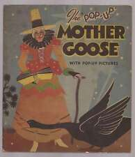 "The ""Pop Up"" Mother Goose Harold Lentz 1934"