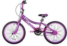 "Girls BMX Bike 20"" Kent 2 Cool Kid Youth Teenager Trick Bicycle Satin Purple New"