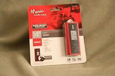 New RCA 4GB MP3 PLAYER USB, model TH1814WM - sealed